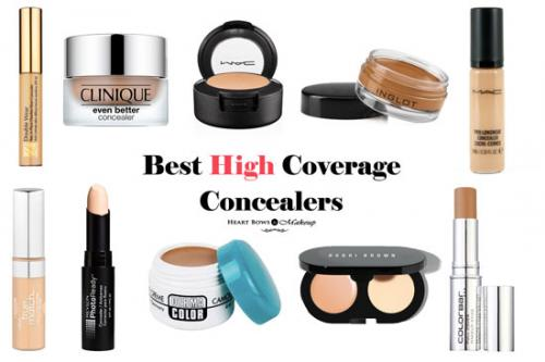 10 Best High Coverage Concealers in India: Affordable & High End Options