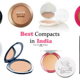 10 Best Compact Powder For Oily Skin in India: Prices & Reviews