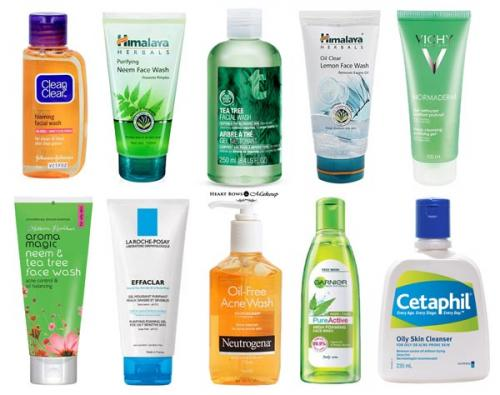 Best Face Wash For Acne Prone Skin & Pimples in India: Top 10