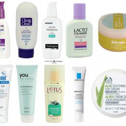 Best Moisturizer For Acne Prone & Sensitive Skin in India: Our Top 10!
