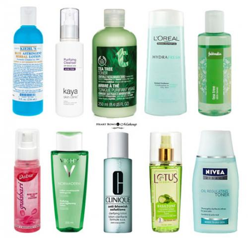 Best Toner For Acne Prone Skin & Pimples in India: Our Top 10!