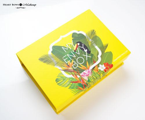 My Envy Box May 2016 Review, Products, Price & Buy Online