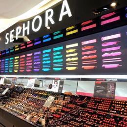 Sephora Delhi Gets a Fabulous Makeover!