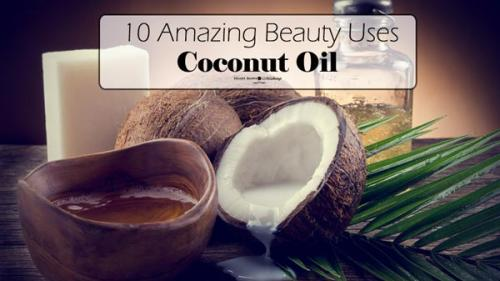 10 Best Uses of Coconut Oil For Face, Skin, Hair Growth etc!