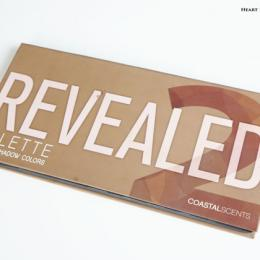 Coastal Scents Revealed 2 Palette Review, Swatches, Price & Buy Online