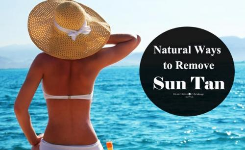 How To Remove Sun Tan Naturally: 10 Best Home Remedies For Face, Arms & Legs!