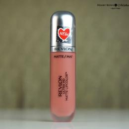 Revlon Ultra HD Matte Lipcolor Seduction Review, Swatches, Price & Buy Online India