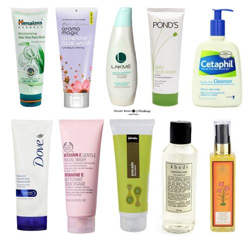 Best Face Wash For Dry Skin in India: Our Top 10