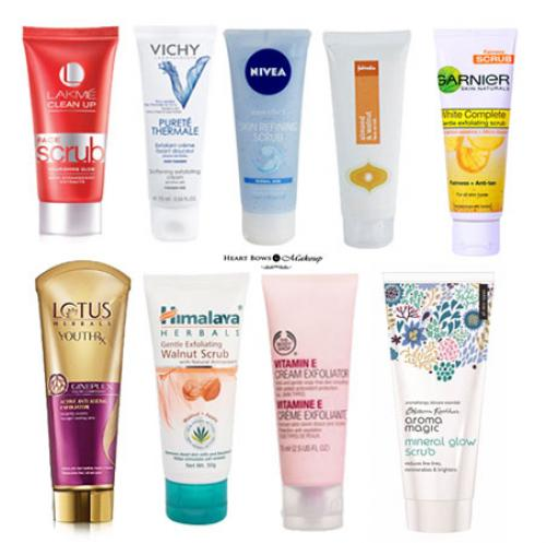 Best Face Scrubs For Dry Skin in India: Our Top 10!