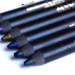 Ikonic Gel Eyeliner Pencils Review, Swatch & Price