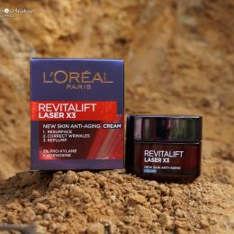 LOreal Revitalift Laser X3 Anti Aging Cream Review & Price India