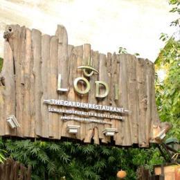 Lodi- The Garden Restaurant Monsoon Festival Review