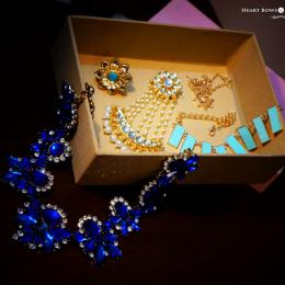 Zotiqq Jewellery Subscription Box October Review, Products & Price