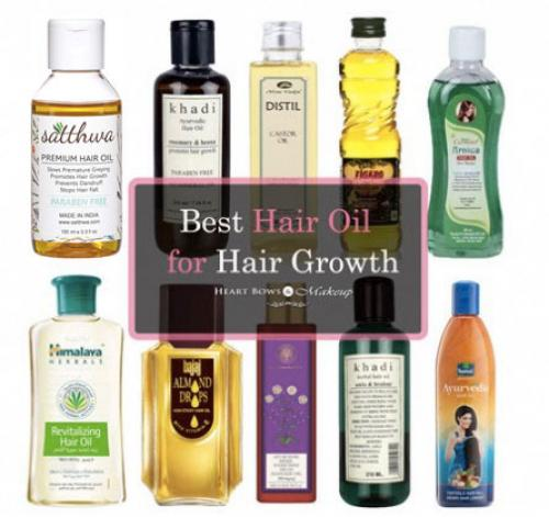 Best Hair Oil in India For Hair Growth & Thick Hair: Our Top 10!