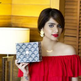My Envy Box Designer Jewelry Box - Dhora Edition Review, Price & Buy Online India