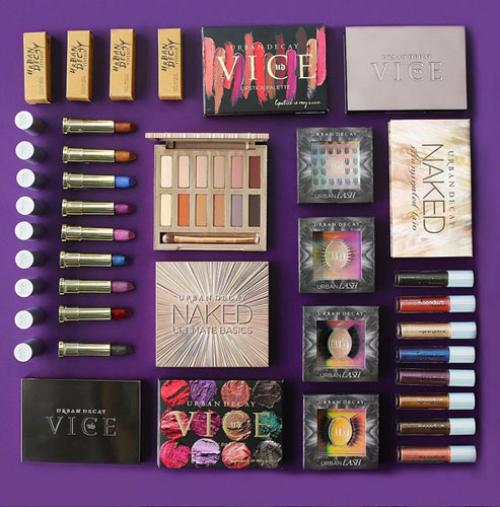 Urban Decay Previews Their New Holiday Collection 2016
