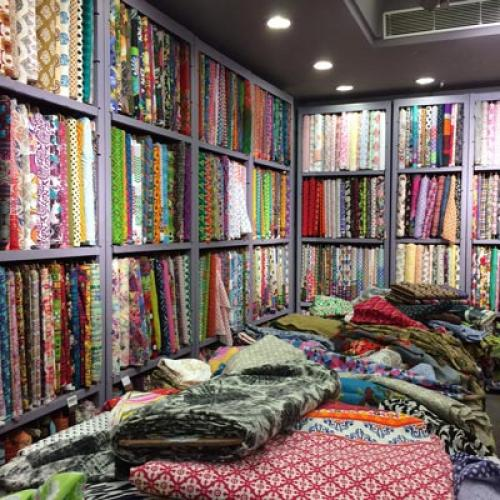 Best & Cheapest Places in Delhi For Fabric Shopping- A Fashion Designer's Favorite Haunts!