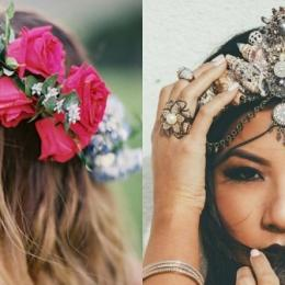 Move Over Flower Crowns, Mermaid Crowns Are Here To Slay!