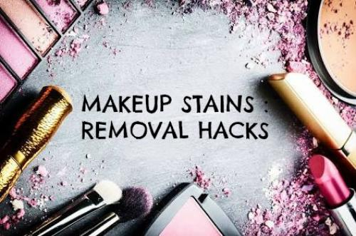 How to Remove Makeup Stains: The Best Hacks!
