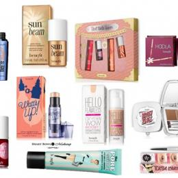 10 Best Benefit Cosmetics Products: Mini Reviews & Prices!