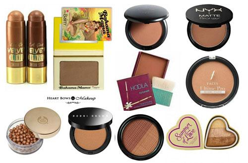 Best Bronzers In India For Fair, Medium & Deeper Skintones
