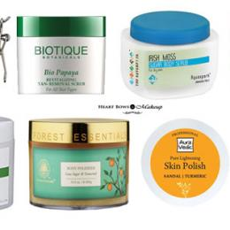 Best Tan Removal Body Scrubs in India: Our Top 10!