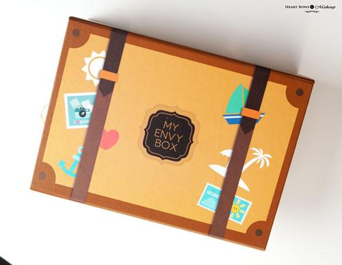 My Envy Box September 2016 Review, Products, Price & Buy Online