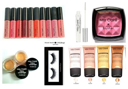 10 Best Miss Claire Products In India: Mini Reviews & Prices