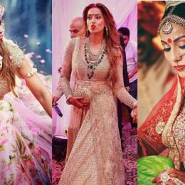 Top 10 Bollywood Brides & Their Wedding Day Looks