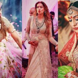 Top 10 Bollywood Brides & Their Wedding Day Looks