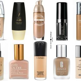 10 Best Foundations in India For Combination Skin: Prices & Mini Reviews