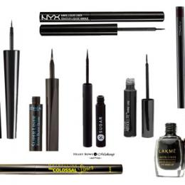 Best Liquid Eyeliners In India: Affordable & High End Options!