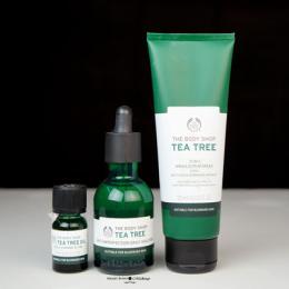 The Body Shop Tea Tree Skincare Range Review, Price & Buy Online India