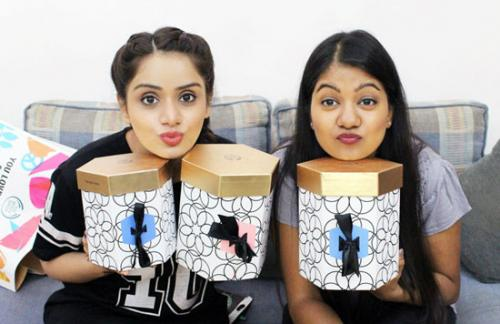 The Body Shop Gift Sets + My First Youtube Video!