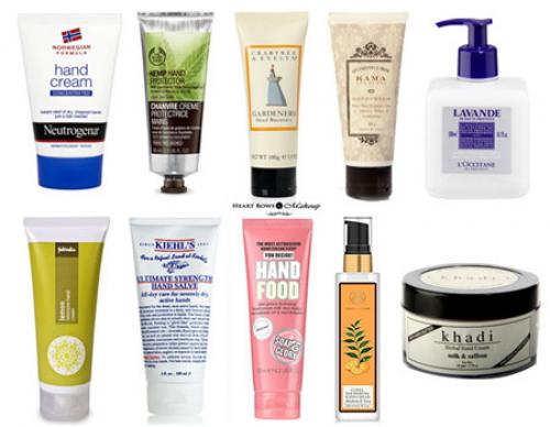10 Best Hand Creams for Dry Hands in India: Mini Reviews & Prices