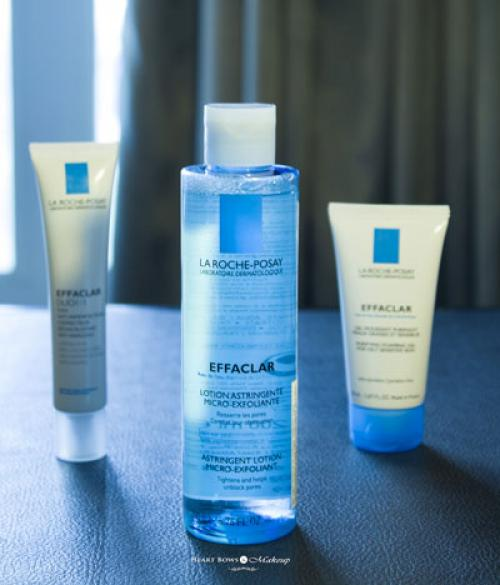 La Roche Posay Effaclar Range Review, Prices & Buy India: Recommended for Acne Prone Skin!
