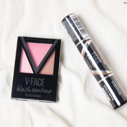 Maybelline V Face Contouring Range- Duo Stick & Blush Contour Review, Swatches, Price India