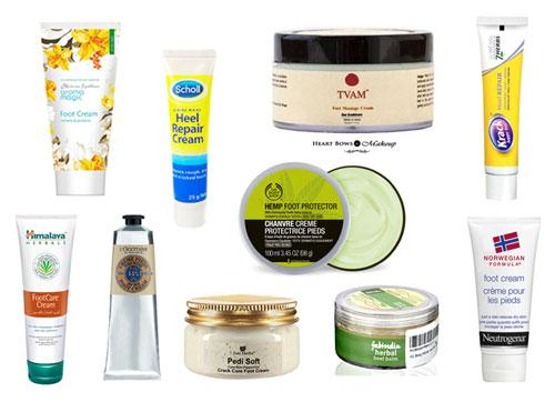 10 Best Foot Creams in India for Dry Feet & Cracked Heels