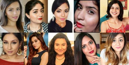 10 Best Indian Beauty Youtubers & Channels To Follow!