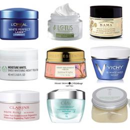 Best Night Creams for Fair & Glowing Skin in India: Our Top 10!