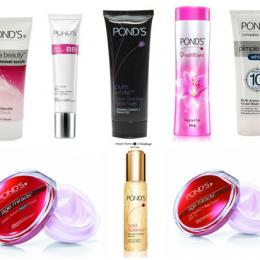 Best Pond's Products in India for Dry & Oily Skin: Prices & Reviews