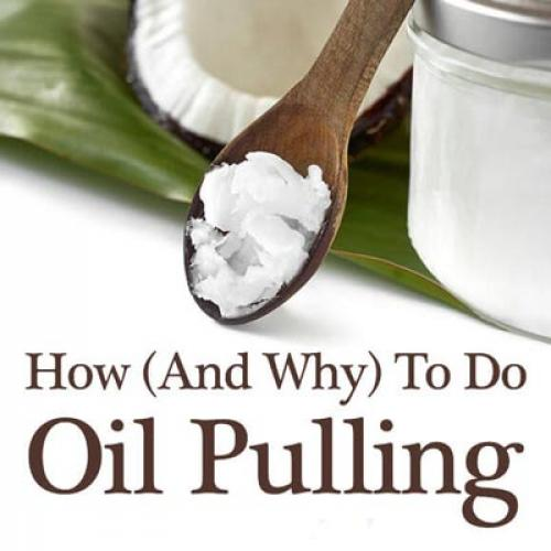 How to use Coconut Oil for Teeth Whitening + Oil Pulling Benefits