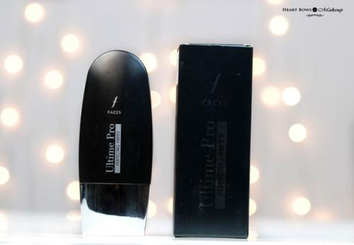 Faces Ultime Pro Perfecting Primer Review, Price & Buy Online India