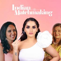 Indian Matchmaking Cast Picks My Makeup!