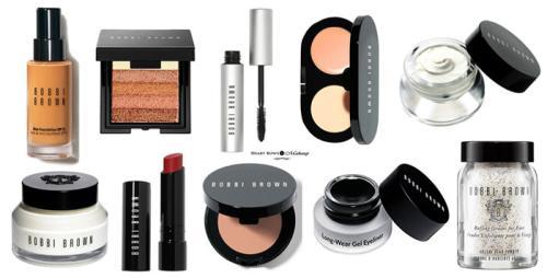 Bobbi Brown - Heart Bows & Makeup - Indian Makeup & Beauty ...