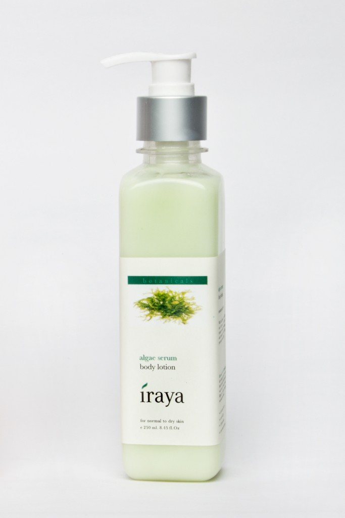 Iraya Algae Serum Body Lotion Review Price India