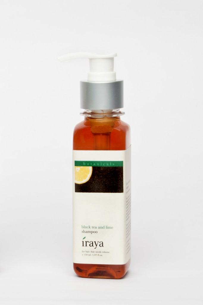Iraya Black Tea & Lime Shampoo Review Price India