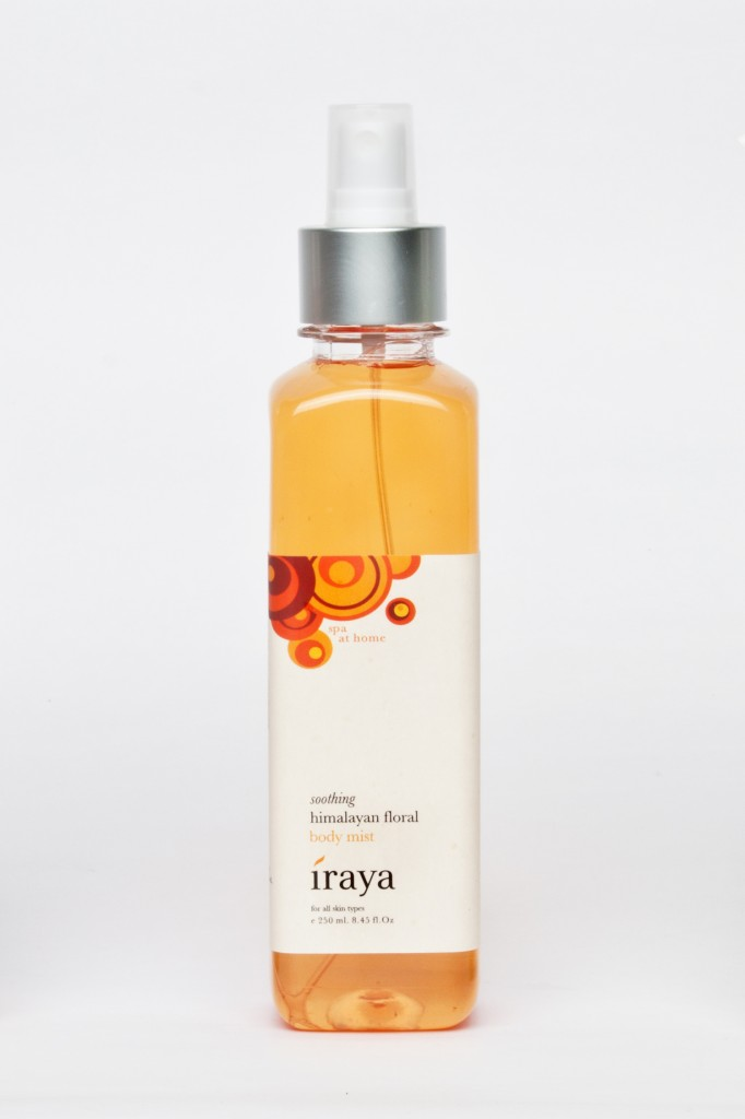 Iraya Himalayan Floral Body Mist Review Price India