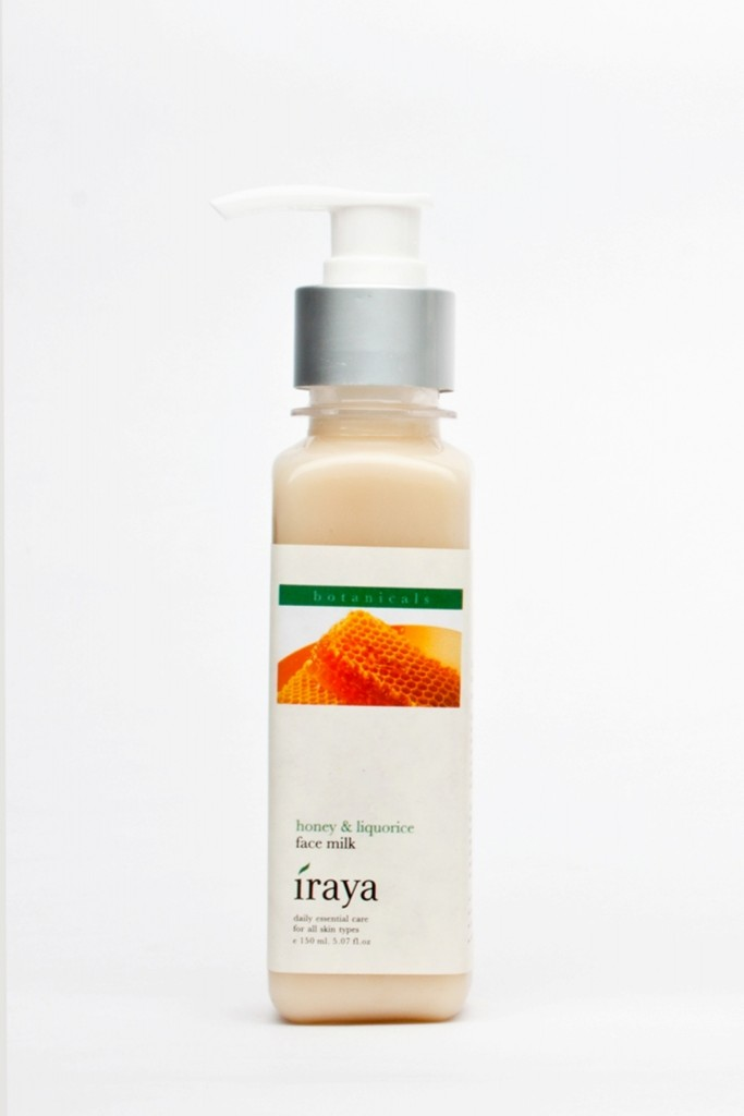 Iraya Honey & Liquorice Face Lotion review price india