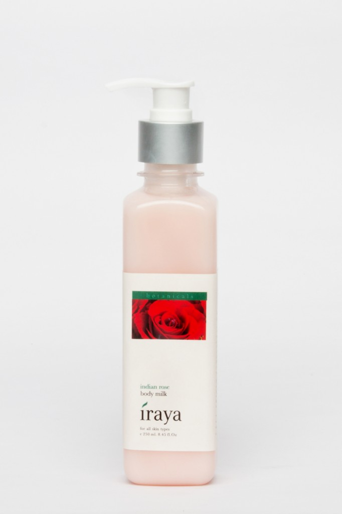 Iraya Indian Rose Body Milk Review Price India
